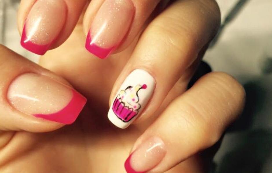 nail art spruce barbers