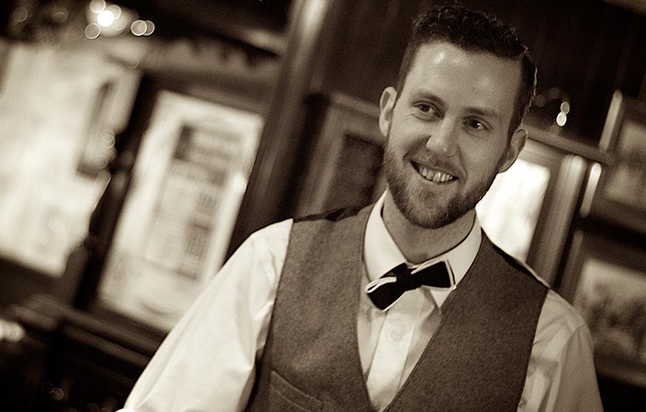 male model spruce barbers